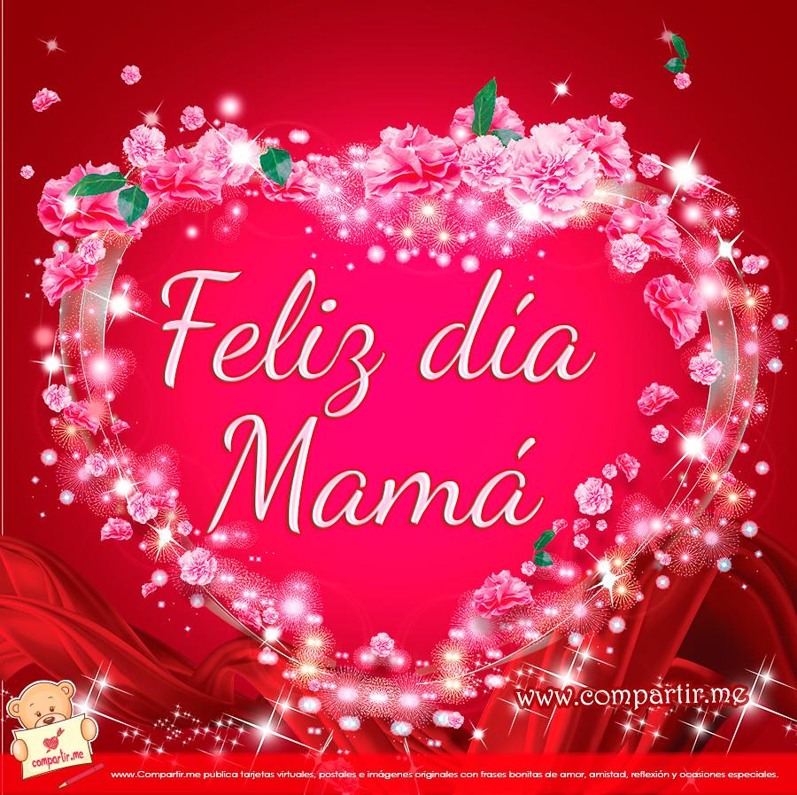 Frases De Amor Imagen Para Facebook Por Dia De La Madre Flickr
