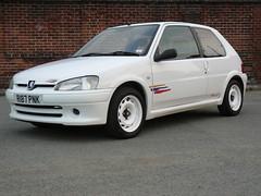 Peugeot 106 Rallye Series 2 8v