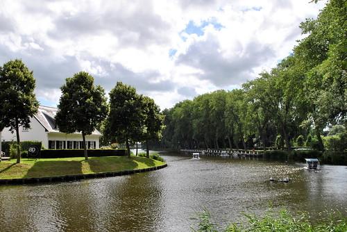 Sluis, Holland
