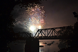 Sternwheel Festival Excitement | by Mike Tewkesbury