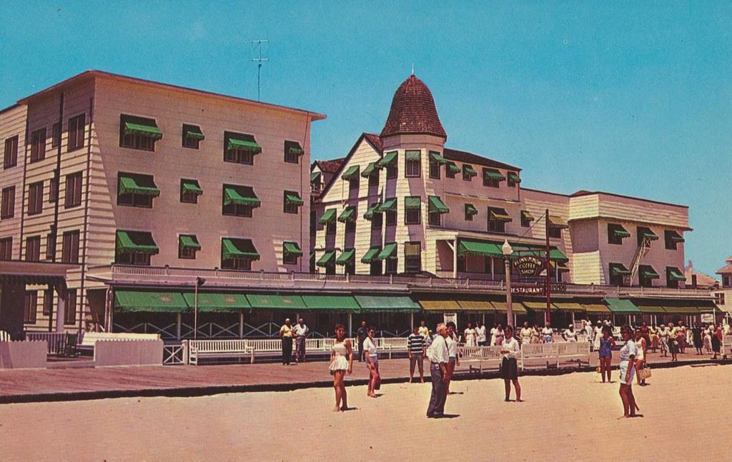 The Plimhinnon Hotel - Ocean City, Maryland