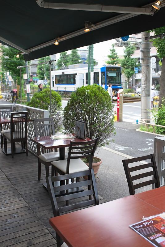 町屋のイタリアンレストラン トラットリアトラムロカーレ Torattoria Tram Locale