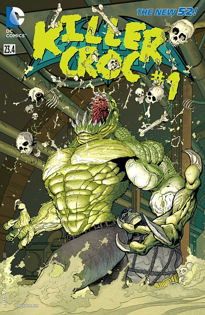 Killer Croc 4