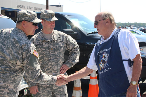 NGB Chief visits family day for aviation units | Gen ...