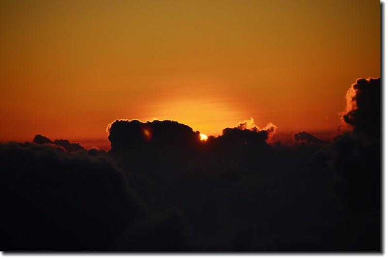 北大武山登山步道3.8K光明頂的黃昏 6