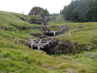 129 Wandeling bij Fairy pools in Glenbrittle