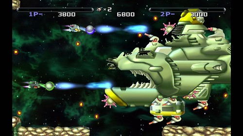 R-Type Dimensions on PS3 | by PlayStation.Blog