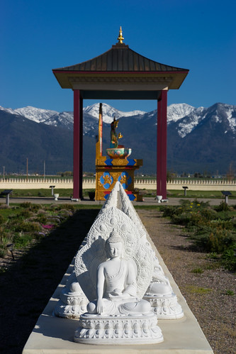 Garden of one thousand buddhas montana troy smith flickr Garden of one thousand buddhas