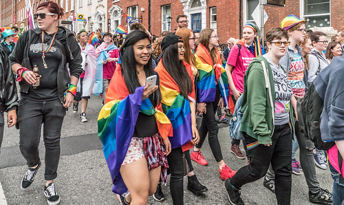 PRIDE PARADE AND FESTIVAL [DUBLIN 2016]-118108 | by infomatique