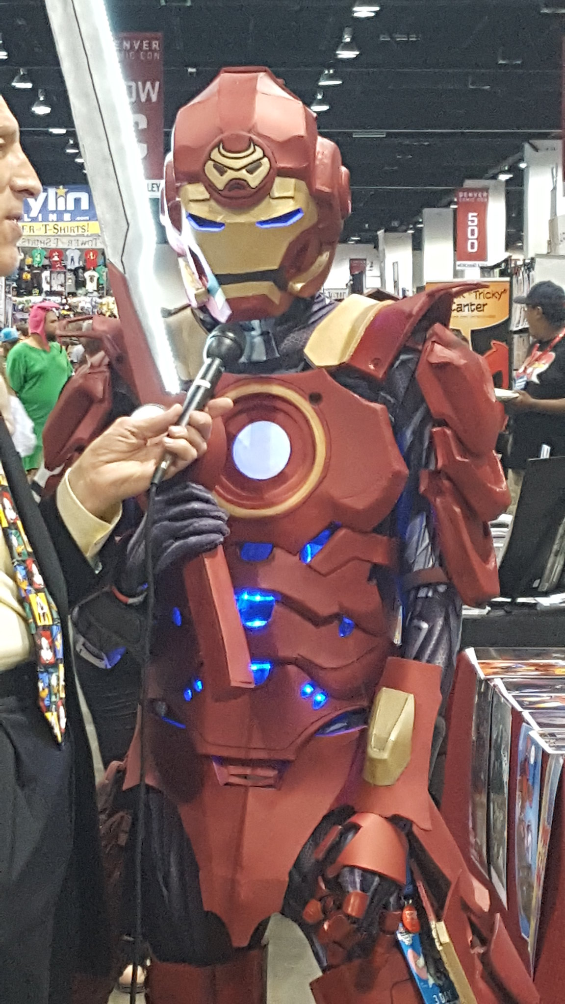 Denver Comic Con 2016 Day 1