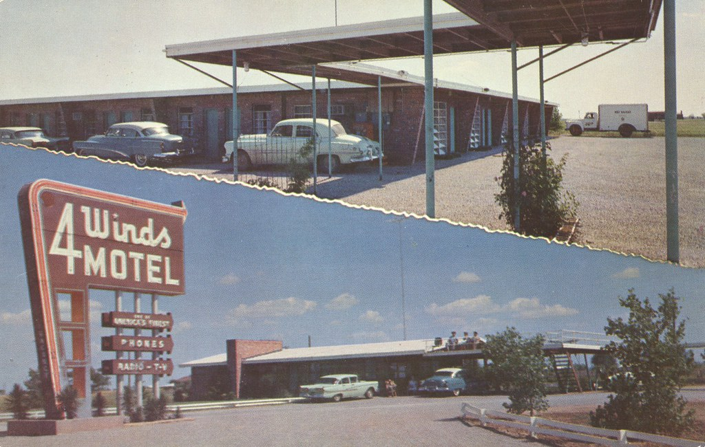 Four Winds Motel - Quanah, Texas