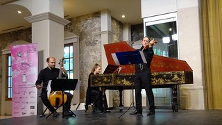 Sonate 1704 at the Montreal Baroque Festival | by susanvg