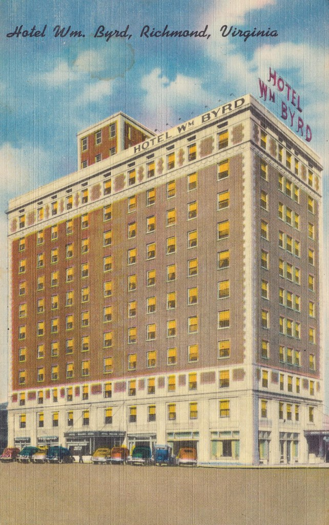Hotel William Byrd - Richmond, Virginia