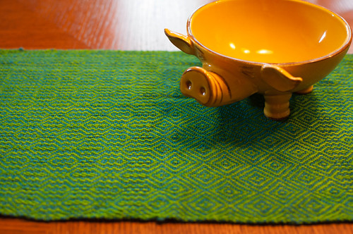 table runner | by jessfir