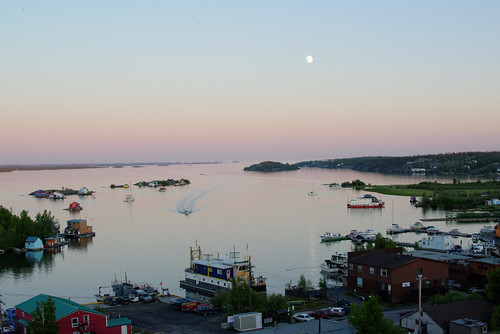 Yellowknife Bay at Sunset | by MDM Photography / Eclecticblogs
