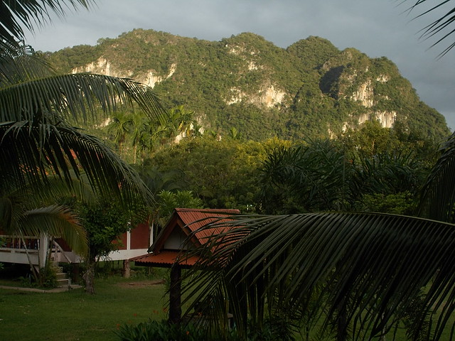 Backpacking Khao Sok National Park
