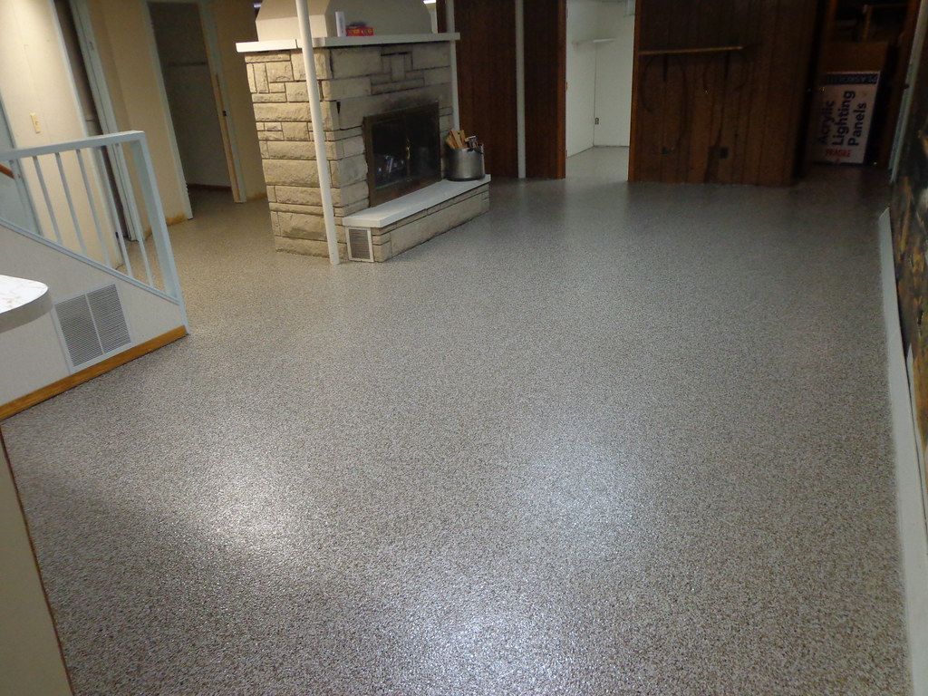 Flood Proof Basement Floor Ft Wayne IN Wwwsupremecrete - Best material for basement floor