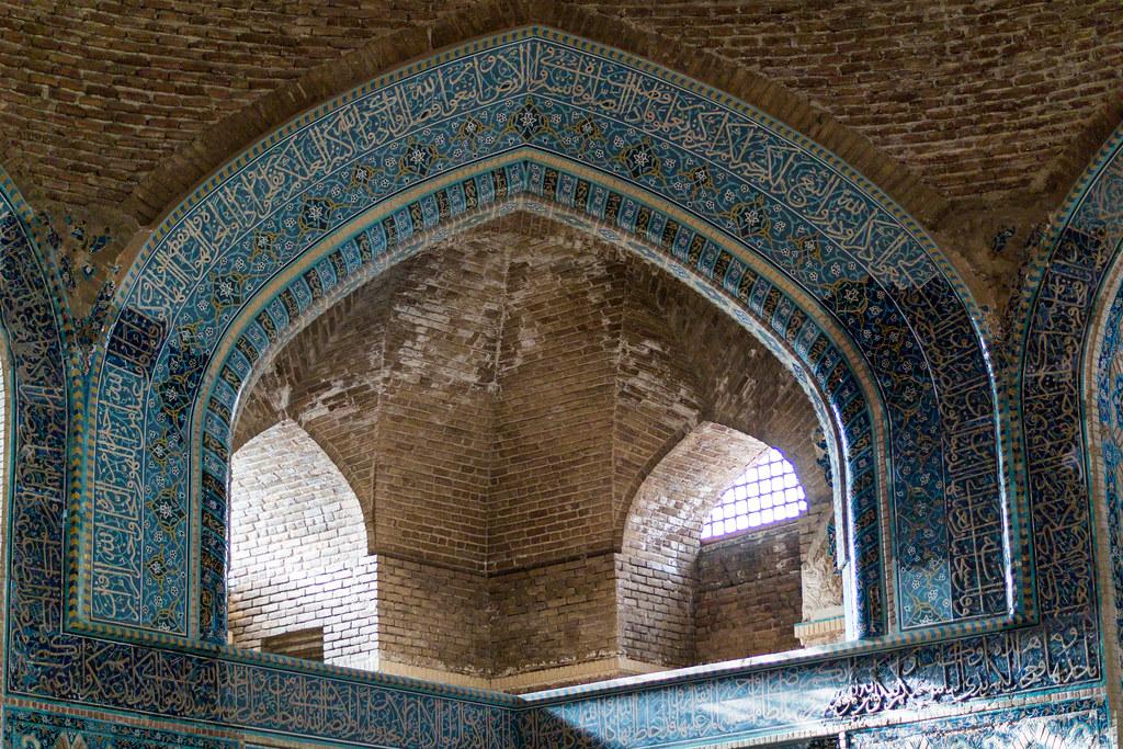 The Blue Mosque | Tabriz Iran | Nicolas Petit | Flickr