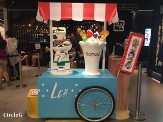 CIRCLEG 香港 遊記 尖沙咀 海港城  LCX NEKO ATSUME 悠遊夏祭 JAPANESE SUMMER FESTIVAL 貓 IPHONE GAME APP (18)