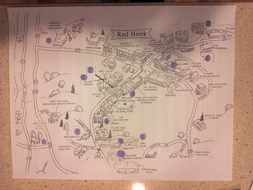 Apple Blossom scavenger hunt map | by lauriehusted