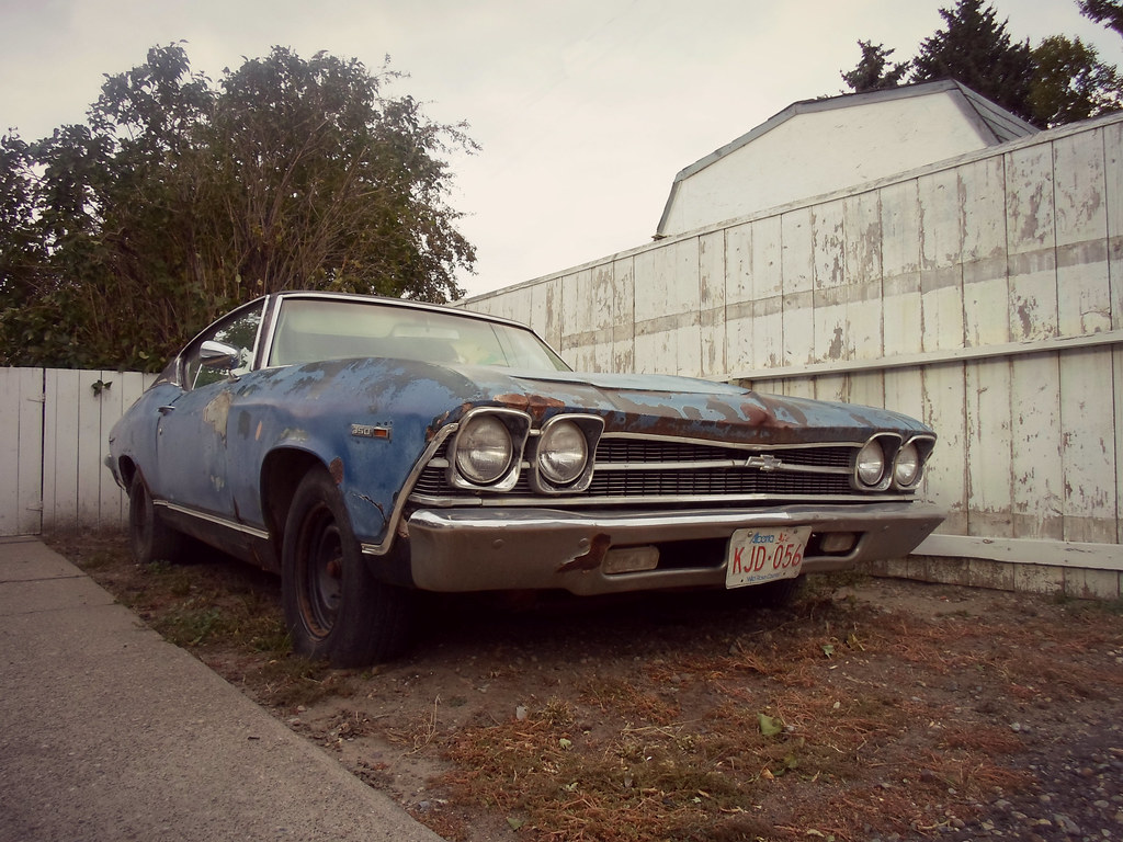 1969 Chevrolet Chevelle | Nice old Chevy in need of a little… | Flickr