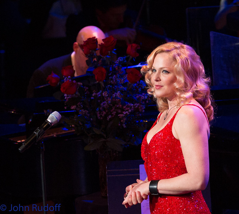 Storm Large At Arlene Schnitzer Concert Hall