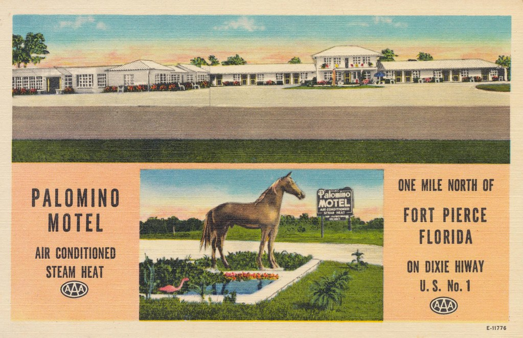 Palomino Motel - Fort Pierce, Florida