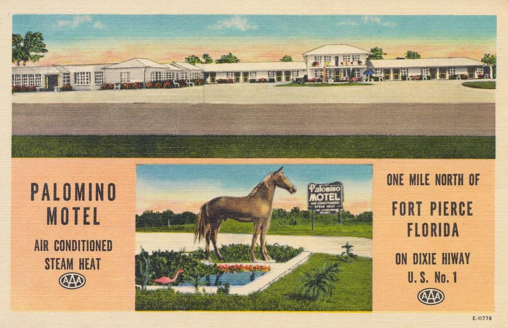 Palomino Motel - Fort Pierce, Florida