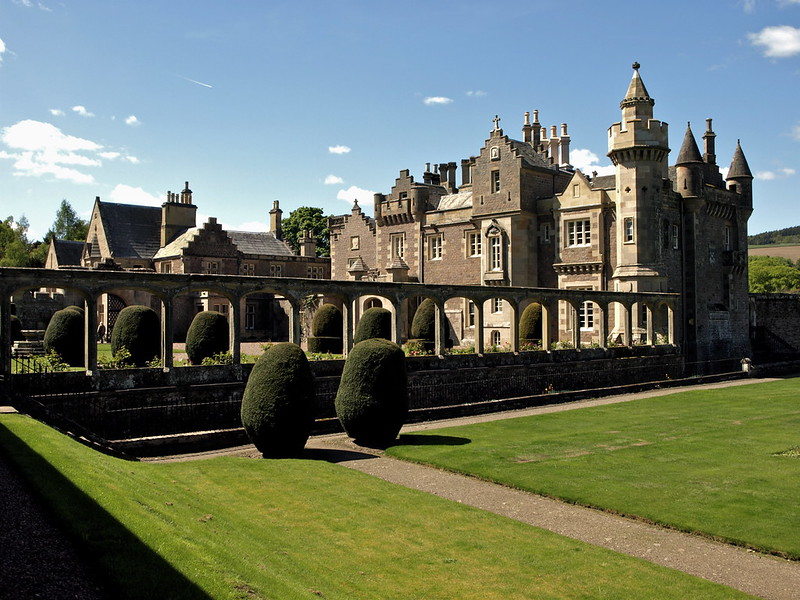 Abbotsford: The Home of Sir Walter Scott, UNITED KINGDOM