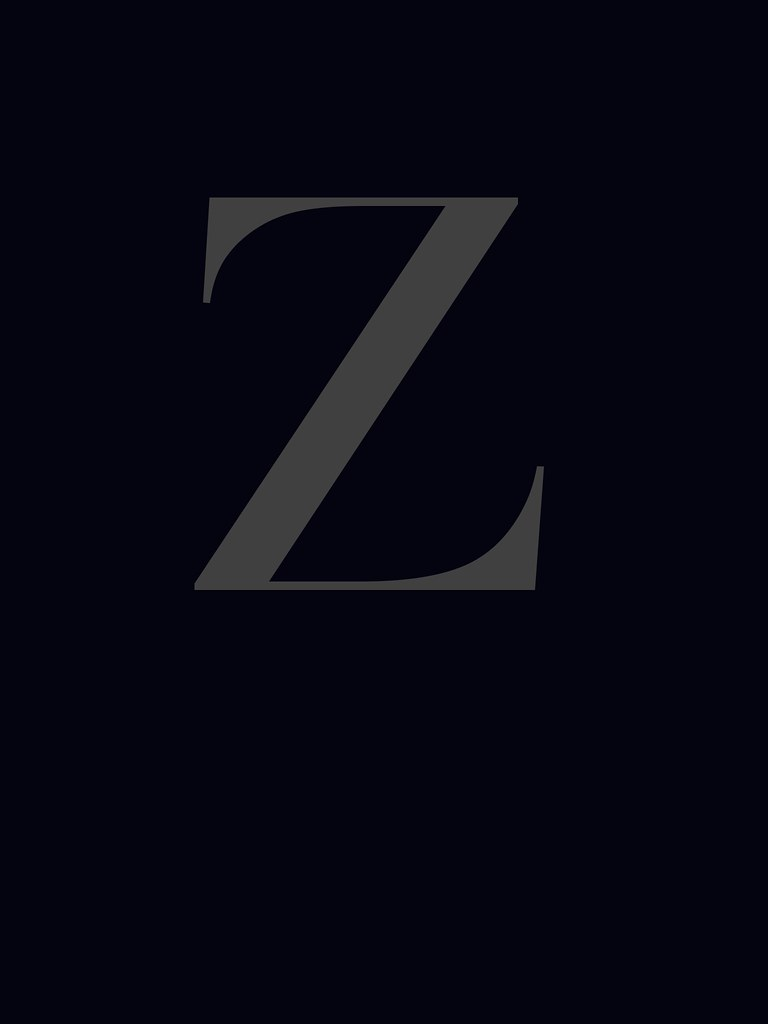 Letter z wallpaper an alphabetic character from rendered w flickr letter z wallpaper by sjrankin letter z wallpaper by sjrankin altavistaventures Gallery