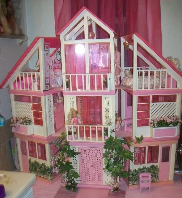 1980 Pink Dream House
