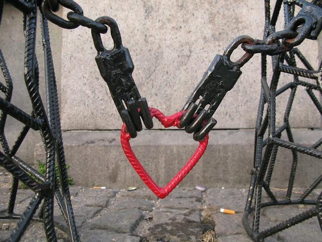 Return of the happy street art chairs