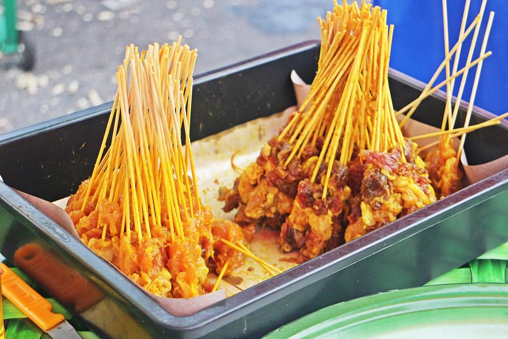 Ramadhan Bazaar: Satay