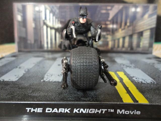 The Dark Knight Movie (Batpod) (2008) 1/43 (Eaglemoss)