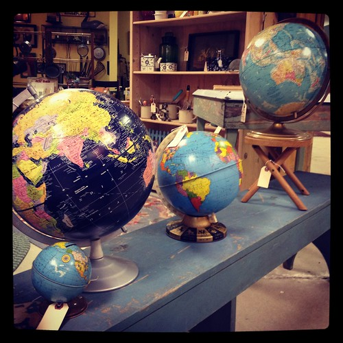 globes | by DIY Del Ray