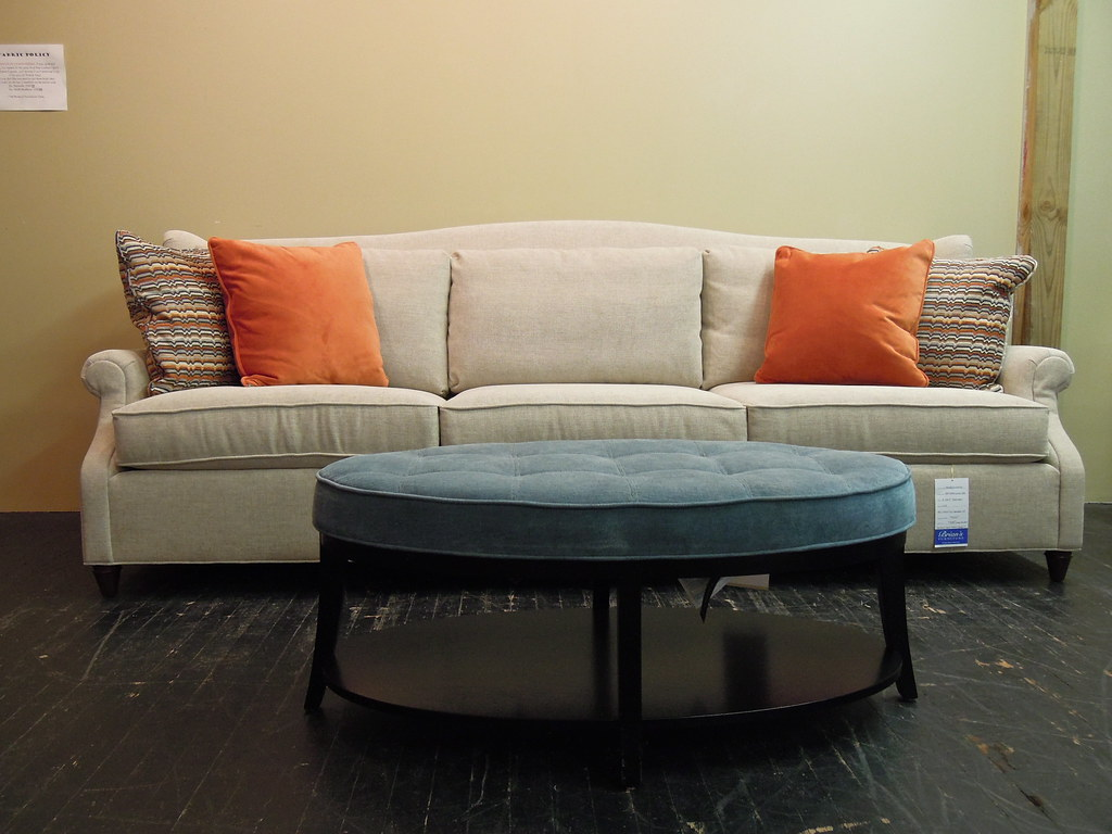 Beautiful Norwalk Barrington Long Sofa | By Brianu0027s Furniture