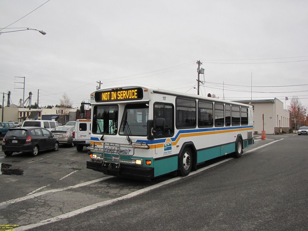 ... Gillig Phantom #117 | by busdude