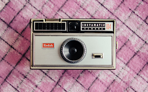 kodak instamatic 104 | by cardboardcities