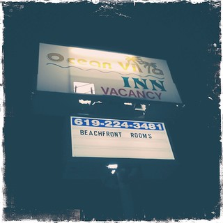 Ocean Villa Inn To La Jolla Ca