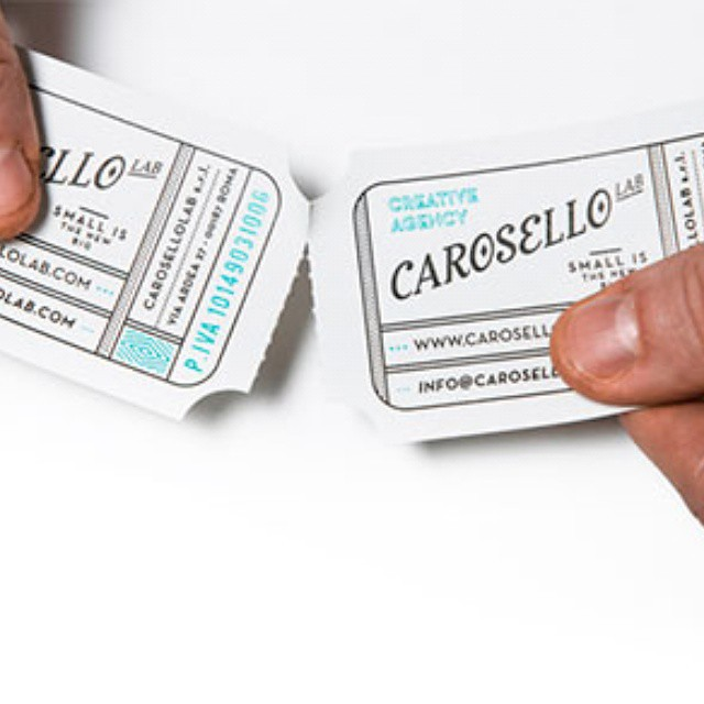 Tearable ticket business cards we print high quality busi flickr tearable ticket business cards we print high quality business cards using a unique hot press colourmoves