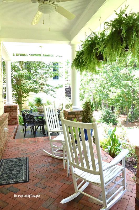 Veranda - Housepitality Designs