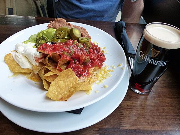 les nachos du Manno
