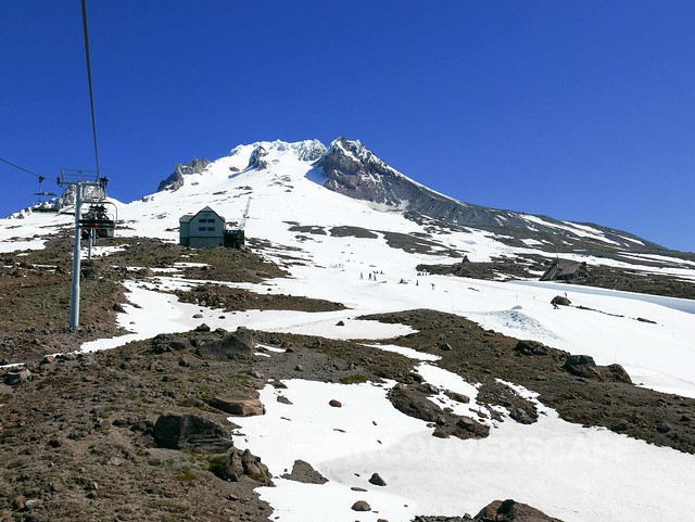 Mt. Hood/Magic Mile chairlift