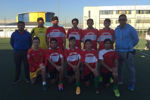 Copa Colegio San Sebastián