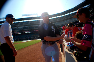 Signing Autographs | by Brian Just Got Back From...