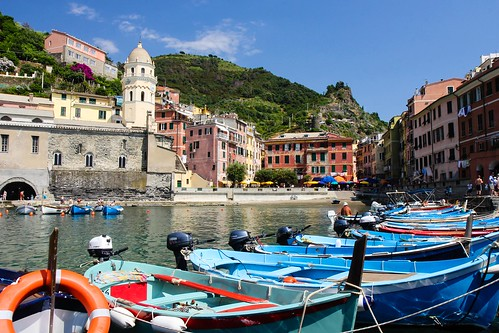 Vernazza Bay #2 | by Pank Seelen