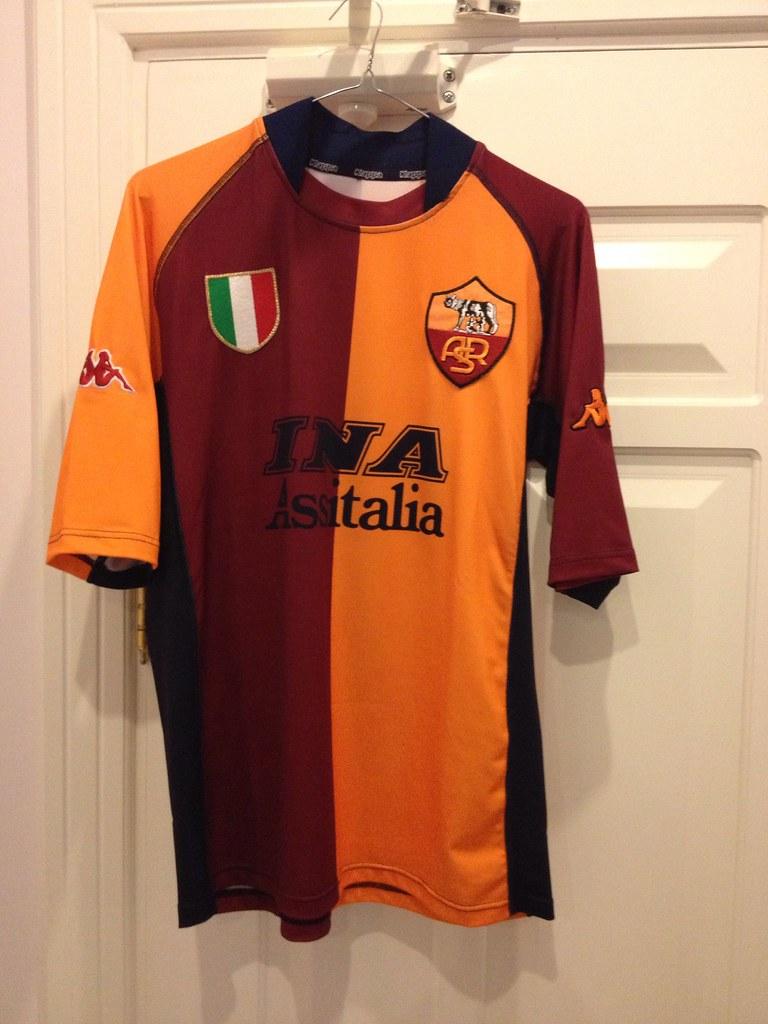 Roma kappa shirt favorite roma shirt champio flickr jpg 768x1024 As roma  kappa jersey 0d9a43afd196d