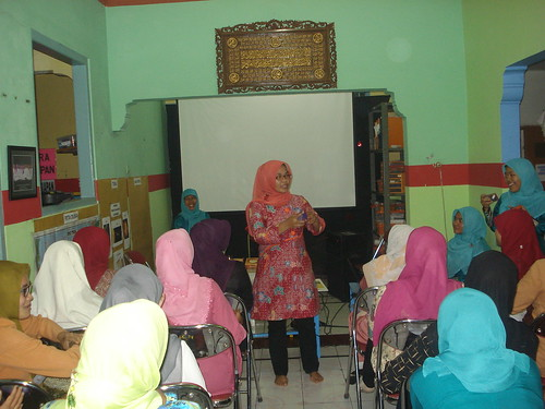 diklat Magang guru PAUDNI se kota Tangerang di MH learning center | by Ms. Resty