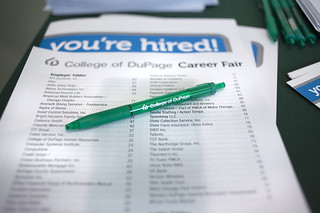 Career Fair at College of DuPage 2014 14 | by COD Newsroom