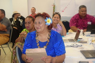 PPCR Monitoring & Evaluation workshop Tonga (41) | by CIFaction